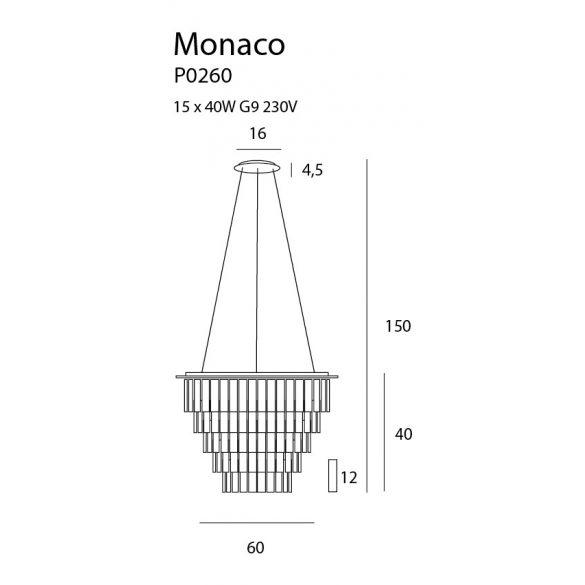 Maxlight Monaco P0260