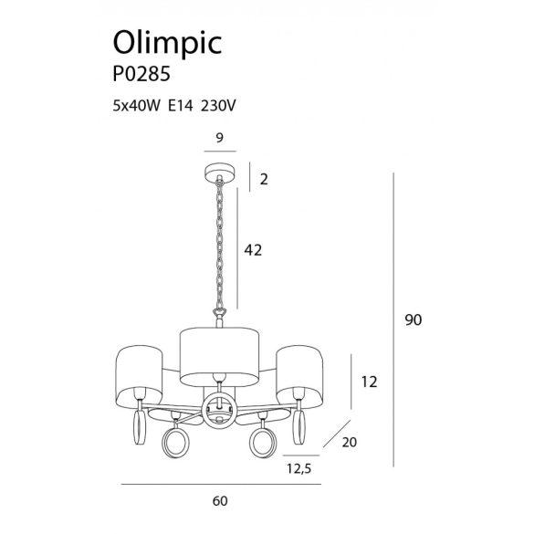 Maxlight Olimpic P0285
