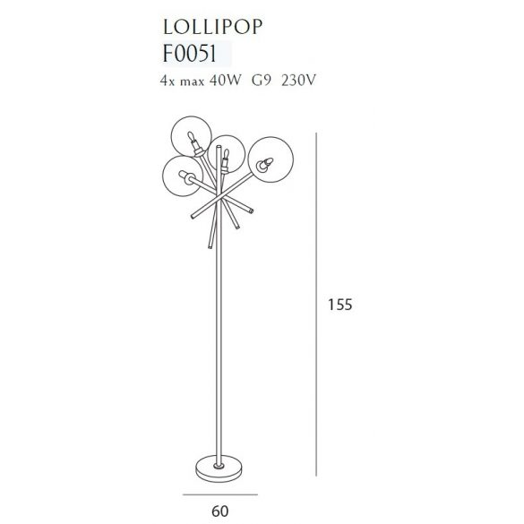 Maxlight Lollipop F0051