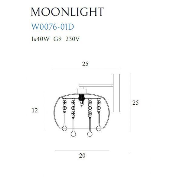 Maxlight Moonlight W0076-01D