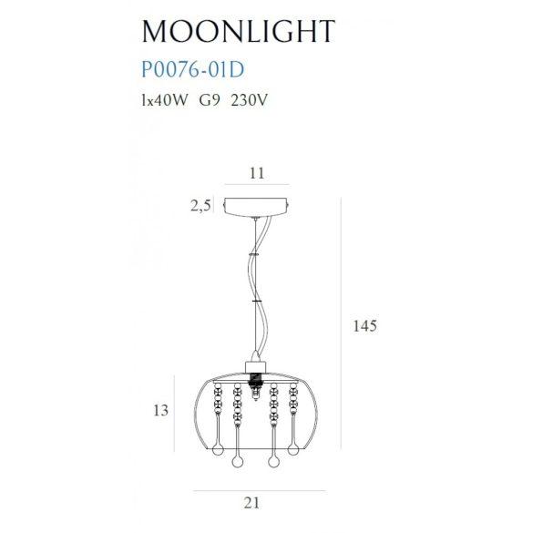 Maxlight Moonlight P0076-01D