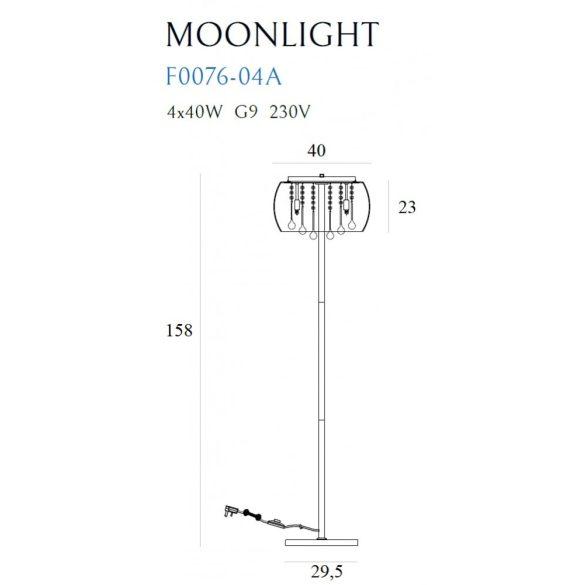 Maxlight Moonlight F0076-04A