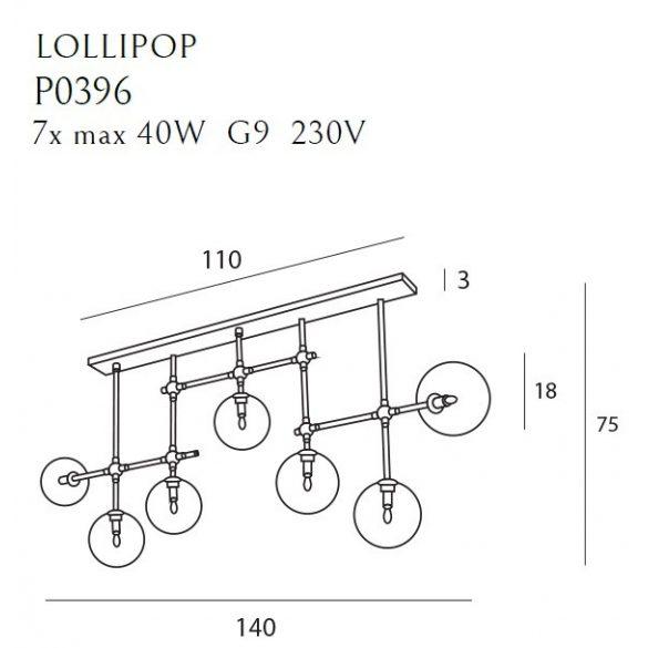 Maxlight Lollipop P0396