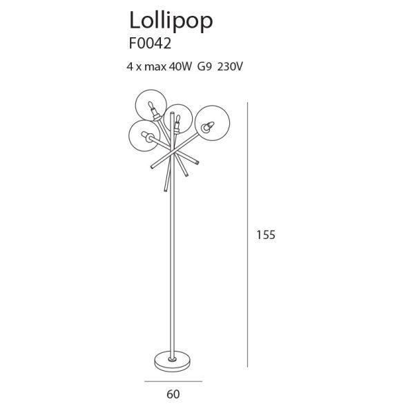 Maxlight Lollipop F0042