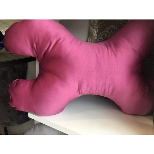 Pink ránctalanító párna huzat